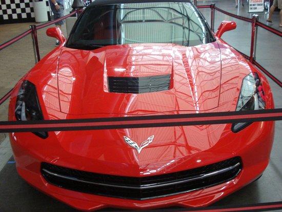 National Corvette Museum: Corvette
