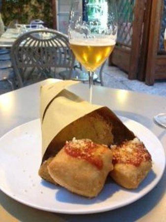 Pizzeria Donna Stella: Cuoppo