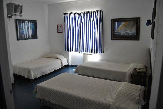 Hotel Da Gale : Triple Room