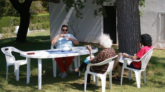 Quinta da Balaia: Binnen in de bungalow