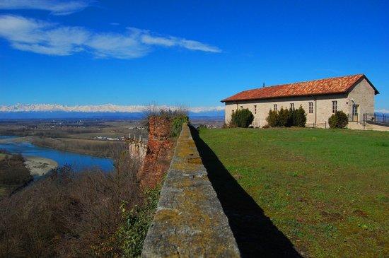 Fortezza Di Verrua Savoia