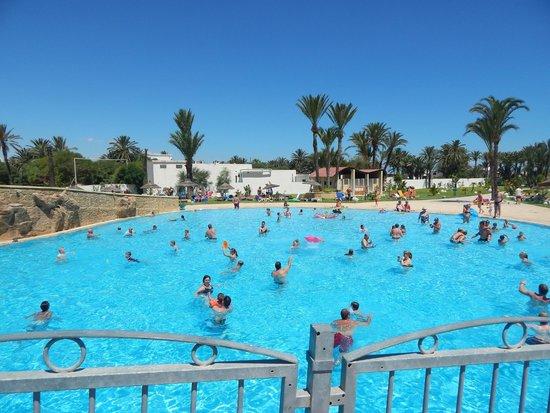 One Resort Monastir : Grande piscine