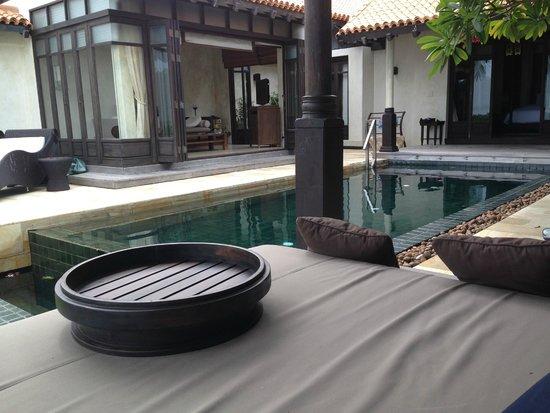 Le Meridien Koh Samui Resort & Spa : Ocean View Pool Villa