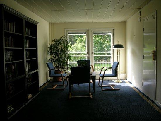 Hotel Tegnerlunden: zona comune