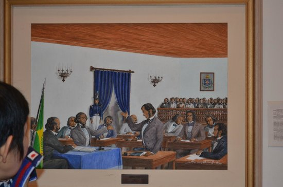 Museu Historico de Mato Grosso: Independent?