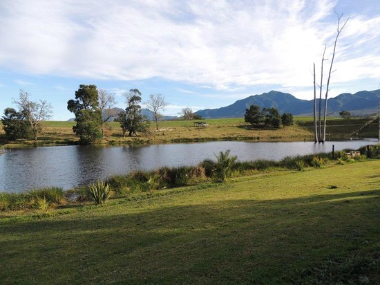 Ibis Place Country House & Cottages: The Dam