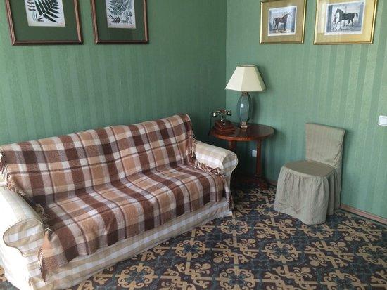 Lancaster Court Hotel: Номер