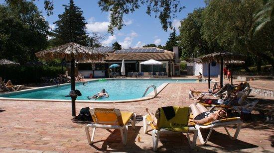 Quinta da Balaia: Zwembad Quinta