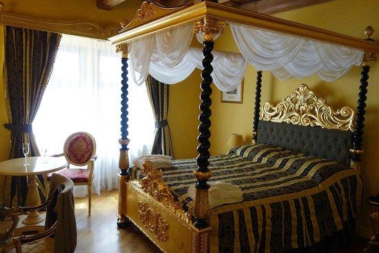 Alchymist Grand Hotel & Spa: Chambre