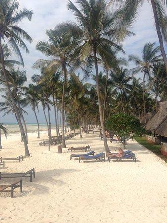 Karafuu Beach Resort and Spa : Beach