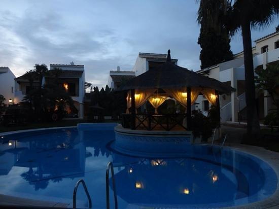 BlueBay Banus : piscina relax