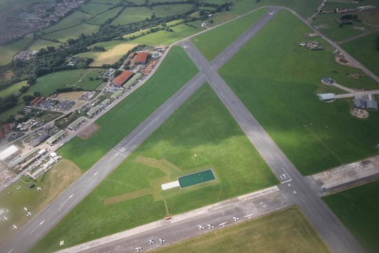 Skydive Buzz Ltd: landing zone