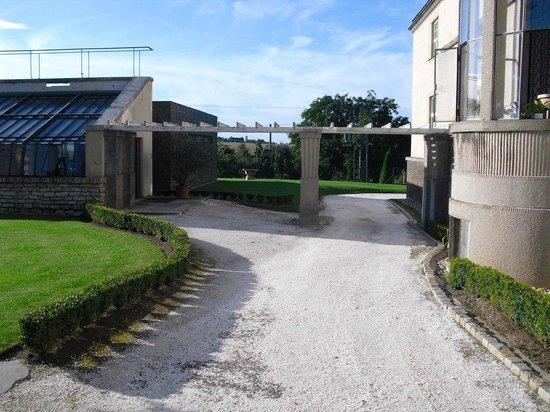 Hotel Chateau Kotera : Hotel a oranžerie