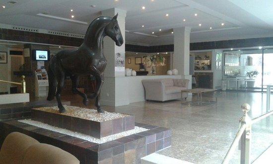 Hotel Jerez & Spa : Hall