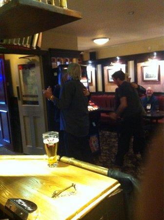 The Mitre Pub: Awwww