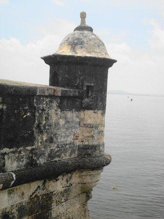 Castillo San Fernando de Bocachica: mirando al mar