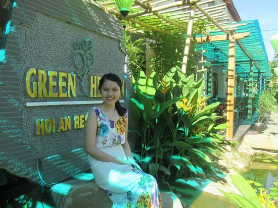 Green Heaven Resort & Spa: Hotel ground