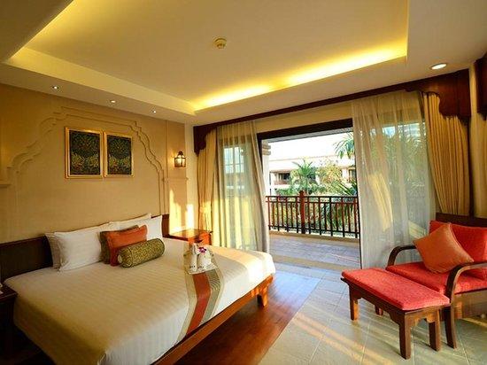 Ravindra Beach Resort & Spa : Family Suite