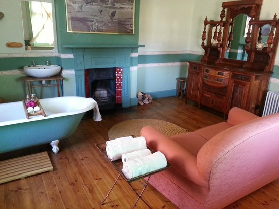Inglesby and Plumtree Guest House : Victoria bathroom