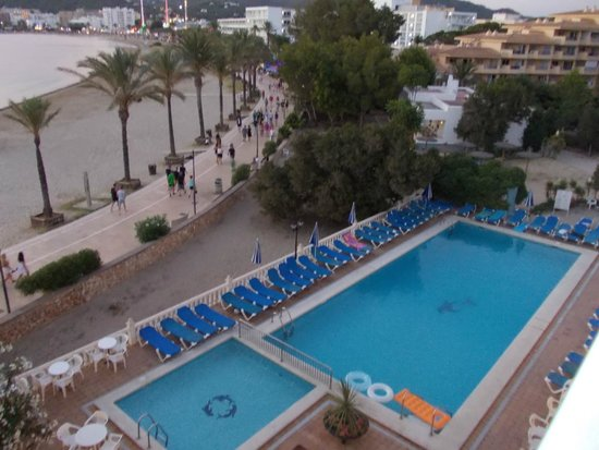 Ses Savines Hotel : Small pool