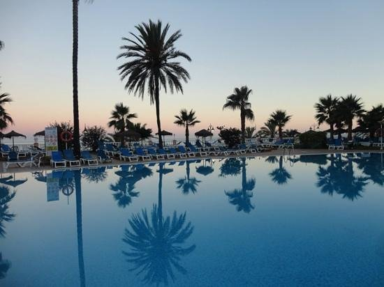 Hotel Best Tritón: piscina grande