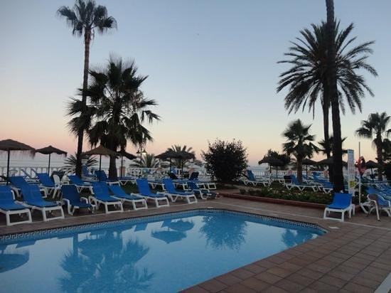 Hotel Best Tritón: piscina pequeña