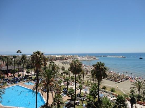 Hotel Best Tritón: vistas habitación 466