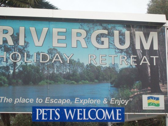 Rivergum Holiday Retreat: Rivergum Caravan Park
