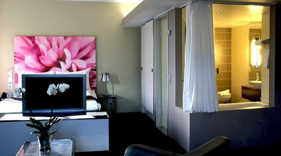 Clarion Hotel Bergen Airport: Junior Suite
