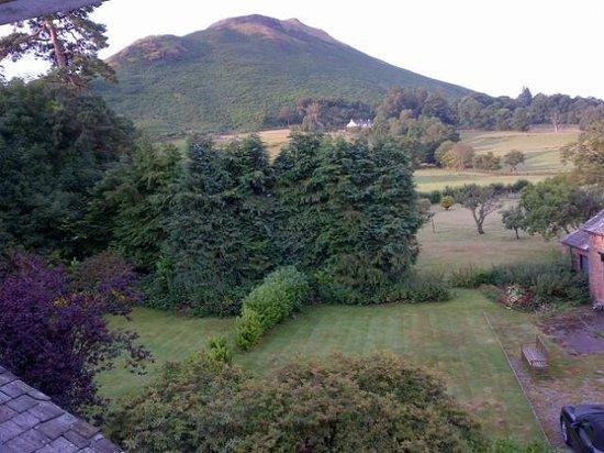 Swinside Lodge Hotel: View from'Oak Room'