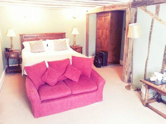 Brigands Inn: 部屋