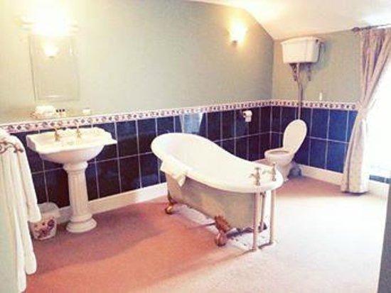 Brigands Inn: 風呂