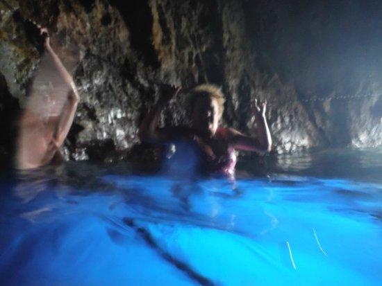 Alle Ginestre Capri Bed & Breakfast: Blue Grotto