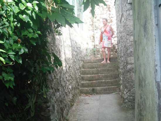 Alle Ginestre Capri Bed & Breakfast: Walk to Anacapri