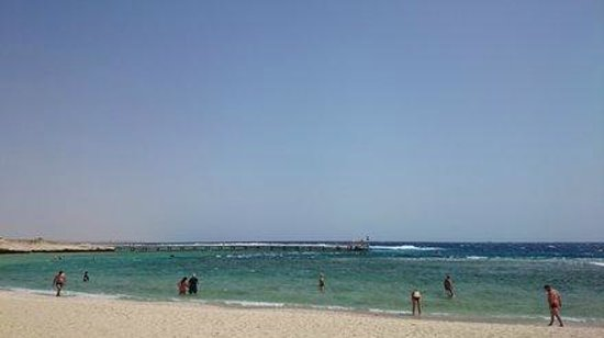 Concorde Moreen Beach Resort & Spa Marsa Alam : Plaża