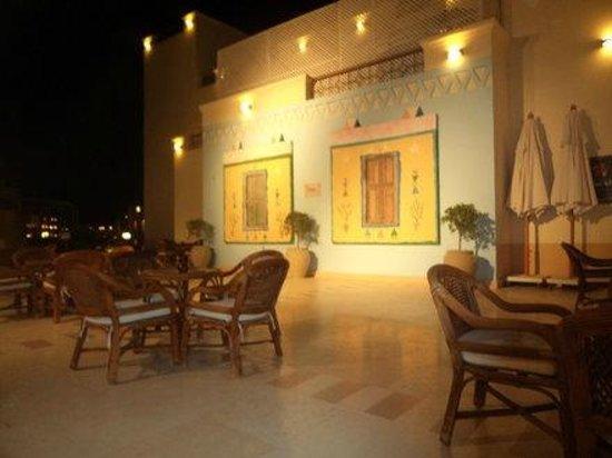 Concorde Moreen Beach Resort & Spa : Lobby Bar