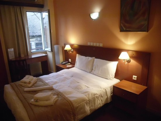 Hotel Triton : Double room on the second floor without balcony