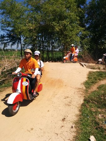 Vietnam Vespa Adventures - Day Tour