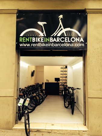 Rent Bike in Barcelona