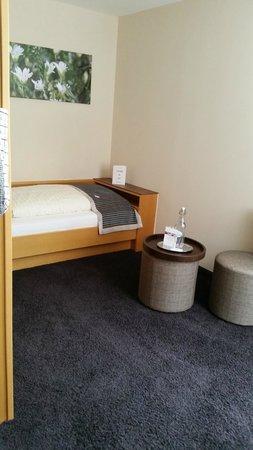 Hotel Vier Jahreszeiten: Einzelzimmer