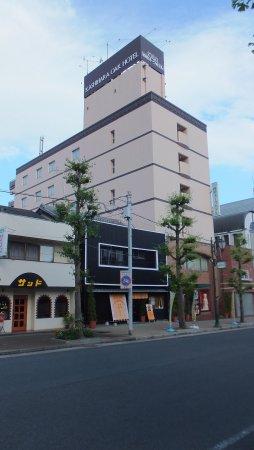 Kashihara Oak Hotel: 駅から近いです