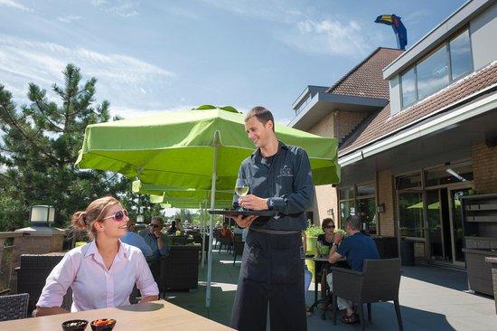 Van der Valk Hotel Stein-Urmond: Terras