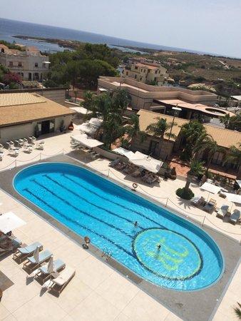 Grand Hotel Minareto: Pool