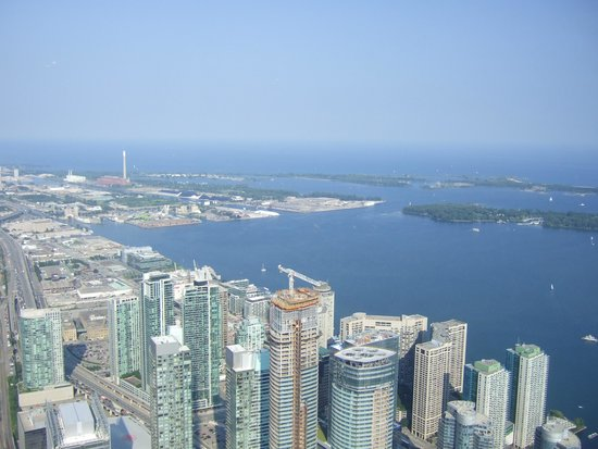 360 The Restaurant at the CN Tower : Toronto