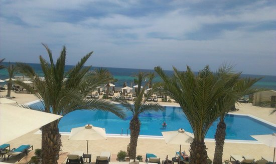 Radisson Blu Resort & Thalasso : Piscine