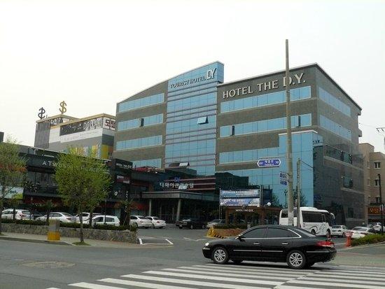GG Tourist Hotel: Außenansicht