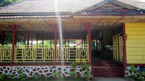 Nusa Bira Indah: restaurant