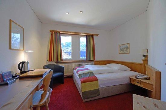 Hotel Waldhaus Am See: Einzelzimmer mit Seeblick
