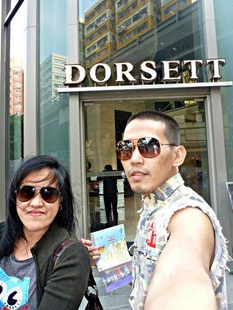 Dorsett Mongkok Hong Kong : The reviewer.