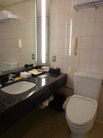 Hyatt Regency Tokyo: Salle de bains